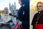 """Kardinál Vlk: """"Volají mi stovky lidí."""" V Karlíně s nemocí nebojuje náhodou"""