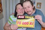 Trhák hlásí už 10 319 výherců! Jedním z nich je Radim z Dolního Benešova