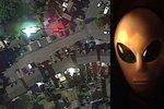 Muž, který věří, že ho uneslo UFO, teď našel důkaz: Incident zachytily satelity Googlu