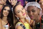 Andrea Bezděková na Miss Universe: 20 hodin na jehlách!