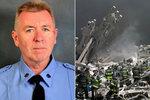 Další hrdina z 11. září zemřel na rakovinu. Zabily ho zplodiny z Dvojčat