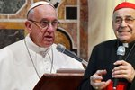 Nemocnému Vlkovi volal z Vatikánu papež, spadl do hlasové schránky. Co mu řekl?