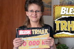 V superhře Trhák vyhrála věrná čtenářka Blesku: 10 tisíc půjde na wellness
