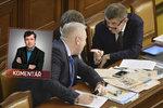 Babiš byl spící buňka protikorupční policie, píše Pečinka k reorganizaci policie