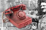 Hitlerův telefon z bunkru jde do dražby. Aparát za miliony má pestrou historii