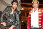 Sexsymbol devadesátek Sagvan Tofi: Shodil vousy a rázem zestárl