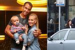 Ochotská vrací úder Rosolovi: Chráním syna! Lukáš prý chtěl rozvod jako první