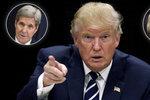 """Proti Trumpovu """"muslimskému"""" dekretu se šikují firmy, Albrightová i Kerry"""