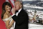 Utajovaná minulost Melanie Trump: Odkud pochází americká první dáma? A jak na ni místní vzpomínají?