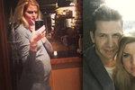 Nikol Štíbrová ukázala těhotenské bříško: Místo kulacení jí zhranatělo