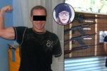 Uniklo ze spisu na Otakara S.: Po osahávání holčičky jel domů k Míše