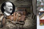 Skrýše odhalily poklady z 2. světové války: Tohle skrývali před Hitlerem!