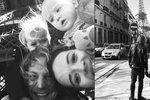 Tomáš Klus vyvezl rodinku do Paříže: Praktikovali tam svou podivnou zálibu