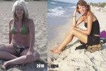 Cecílie Jílková měla ve svém nejhorším období při výšce 172 centimetrů 85 kilogramů. Nikdy se nějak zvlášť necpala nezdravým jídlem, ale také se nikdy nehýbala a prostě na to šla špatně. Rozhodla se, že s tím musí jednou provždy něco udělat. A podařilo se. Zhubla o 25 kilogramů!