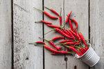 Chilli papričky: Jak je snadno vypěstovat i v panelákovém bytě