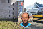 Moderátor Dalibor Gondík v šoku: Dodávka mu poničila zeď!