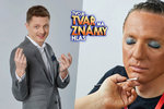 Ondřej Ruml z třetí řady show Tvoje tvář má známý hlas: Doma vaří v lodičkách!