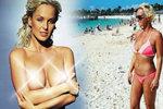Sexbomba Belohorcová: Kvůli silikonům musela znovu pod kudlu