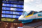 České dráhy po letech snížily zpoždění vlaků. Slováky či Němce ale nedohnaly