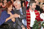 Čas růží, čas lásky: Které slavné páry dorazily na premiéru muzikálu?