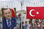 Turci hrozí Evropě: Pošleme vám 15 tisíc migrantů měsíčně, budete se divit