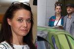 Herečka Choděrová o svém expříteli Čermákovi: Nečekala jsem, že odejde