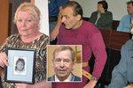 Máma Silvie, kterou ubodal Kutílek: Žádala jsem Havla o trest smrti. Jste bezcitná, odepsali