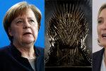 Pád Merkelové a vzestup Le Penové? V EU se naplno rozjela hra o trůny