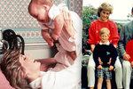 Největší tajemství zesnulé princezny Diany: Pohřbila miminko na zahradě