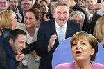 Merkelová v Německu stále boduje. CDU suverénně vyhrála volby v Sársku