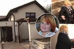 Bydlení Věry Špinarové (†65): Svůj vysněný domov ukázala jen pár dnů před svou smrtí