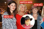 Rodina country krále Tučného (†48): Tohle byly ženy jeho života!