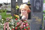 Smrt Věry Špinarové (†65): Žádný Vyšehrad, bude mít tajný hrob! S bratrem po boku…