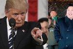 Trump postavil nové rakety: Mají chránit svět před arzenálem KLDR