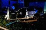 Velikonoční tragédie: Zběsilá noční jízda v Břeclavi skončila smrtí ženy (†56)