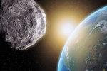K Zemi se řítí velký asteroid: Nenechte si ujít hvězdné divadlo