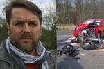 Moderátor Primy Tomáš Hauptvogel: Soudně uznané psychické problémy kvůli bouračce