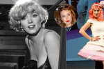 Vnadná Aneta Krejčíková: Střihne si roli, kterou hrála Marilyn Monroe