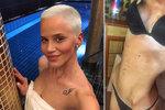 Co televize neukázala: Niki po Robinsonově ostrově chrastila kostmi a selhávala jí játra!