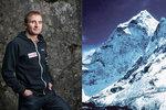 Zemřel slavný švýcarský horolezec Ueli Steck.