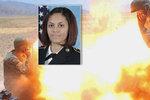 Poslední foto před smrtí: Fotografka (†22) zachytila výbuch, který ji zabil