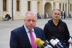 ČSSD nepodpoří žádného kandidáta na prezidenta. Strana je v krizi, tvrdí Chovanec