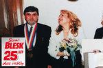 Muž, který tajně oddal Havla s Veškrnovou: Porušil jsem příkaz prezidenta!