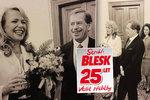 Poprvé zveřejněno: Tajné fotky z příprav svatby Veškrnové! Vše režíroval ženich