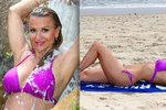 Sexy Yvetta Blanarovičová: Lákali ji do Playboye, svlékla se pro Blesk! Té že je už 53 let?!
