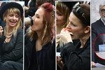 Podivné natáčení ve Strašnicích: Vysmáté herečky svačily v krematoriu, Bartoška schovával cigára za pietní pult