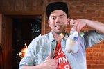Vychytávky Ládi Hrušky: Vyrobte si držák na zubní kartáčky