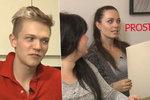 Rozvedený Leoš (21) v Prostřeno: Neuhlídá zvědavé protihráčky, které mu polezou do soukromých věcí