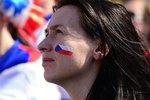 Fanděte našim hokejistům: Jak si namalovat vlajku na obličej?