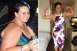 Před a po: Podívejte se, jak dokázali tito lidé zhubnout. Tomu neuvěříte!